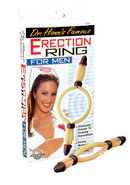 Dr. Honn`s Famous Erection Cock Ring - Vanilla
