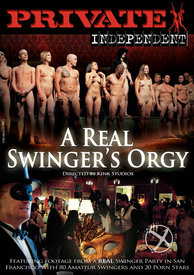 A Real Swingers Orgy