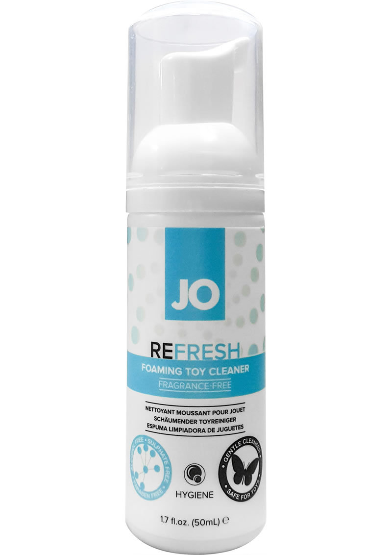 Jo Unscented Anti-bacterial Toy Cleaner 1.7 Ounce